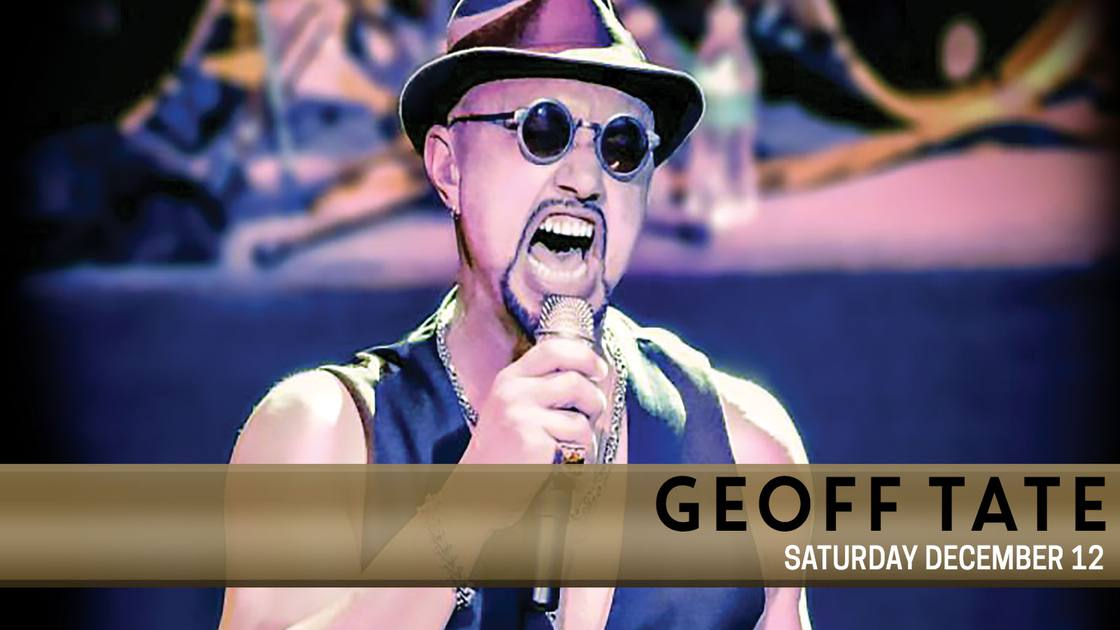 Geoff Tate's Empire 30th Anniversary Tour