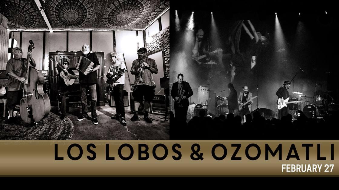 LosLobos&Ozomatli