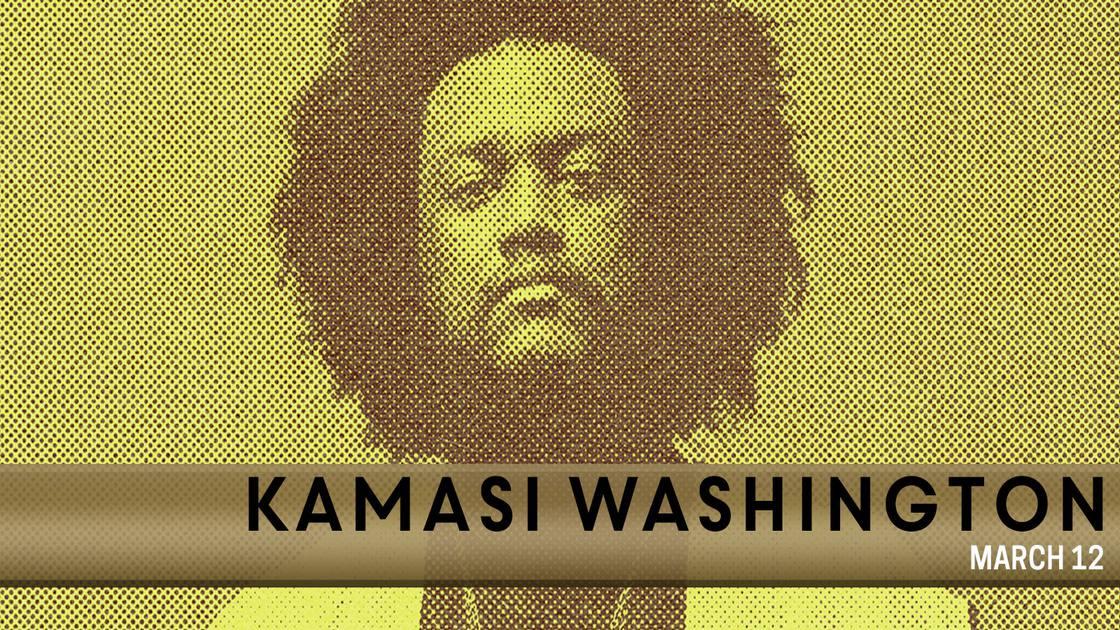 KRTU91.7FMPresentsKamasiWashington