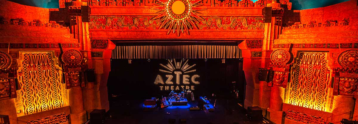 The Aztec Theatre Gallery Image