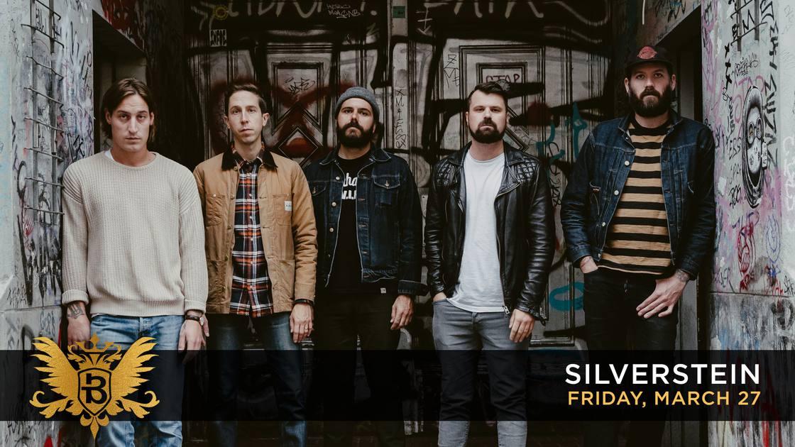 Silverstein:20YearAnniversaryTour