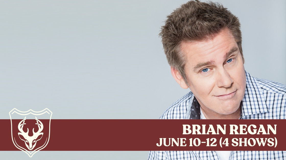Brian Regan Multi-Show Header Image