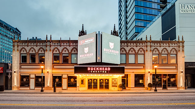 Buckhead Theatre Gallery Image