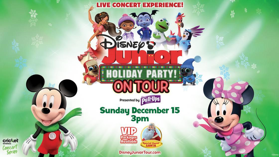 DisneyJuniorHolidayParty!