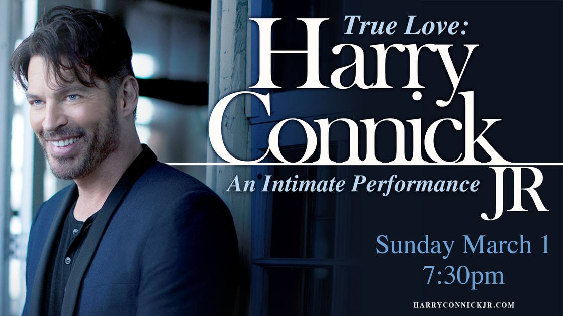 HarryConnick,Jr.TrueLove:AnIntimatePerformance