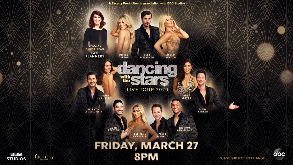 DancingWithTheStars:Live!2020Tour