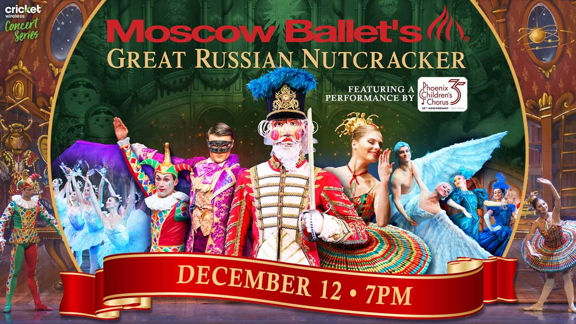 MoscowBallet'sGreatRussianNutcracker
