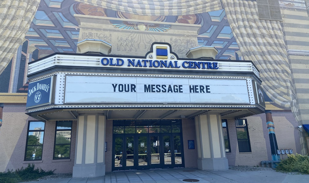 ONC - Marquee Message