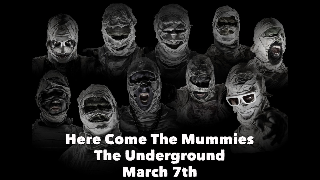 HERECOMETHEMUMMIES