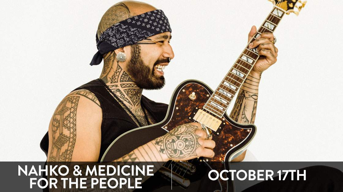 NAHKOANDMEDICINEFORTHEPEOPLE