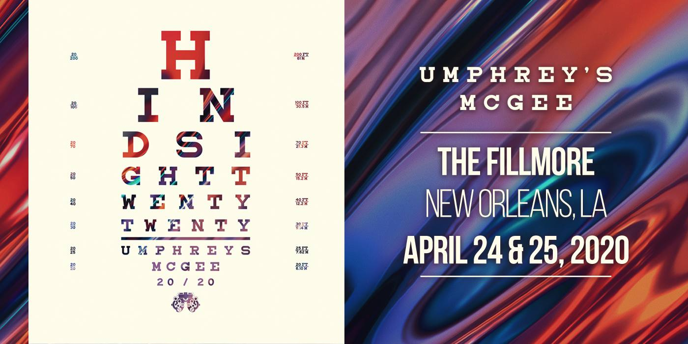 The Fillmore New Orleans - Umphreys McGee