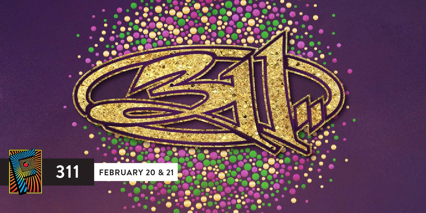 The Fillmore New Orleans - 311