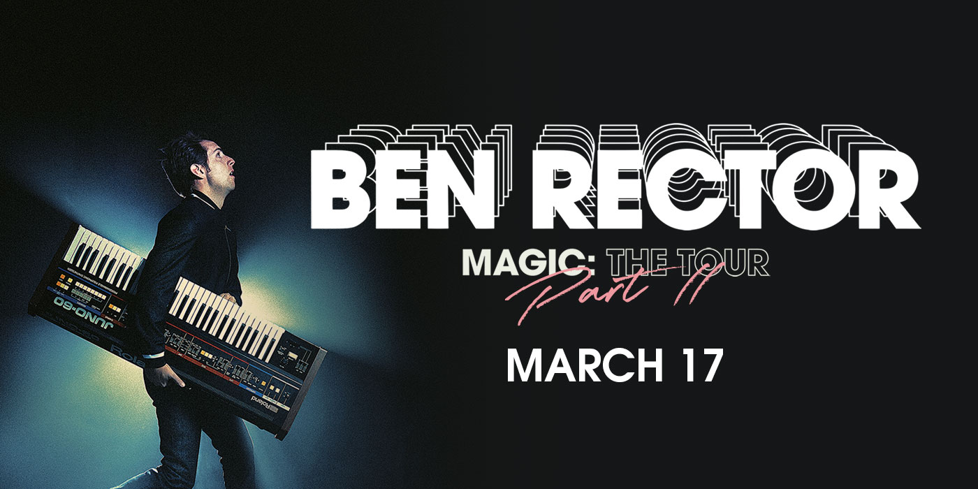 Ben Rector - Magic: The Tour
