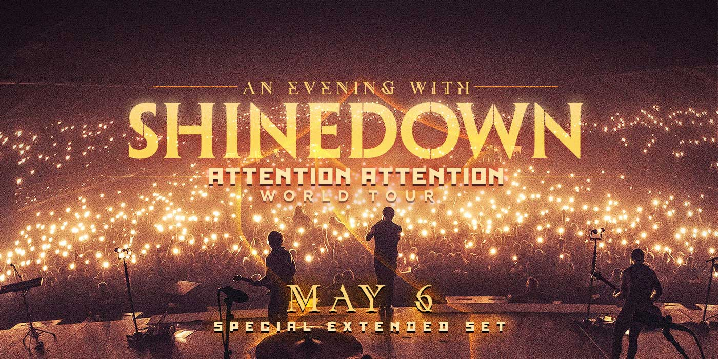 Alt 92.3 Presents: An Evening with Shinedown
