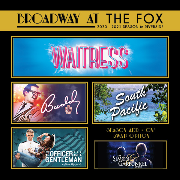 Broadway at the Fox