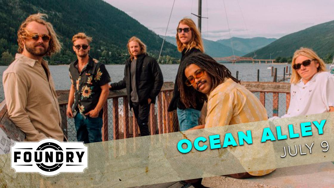CANCELLED - Ocean Alley - North America Tour 2020