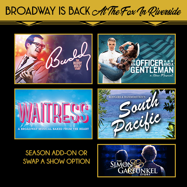 Broadway Series at the Fox
