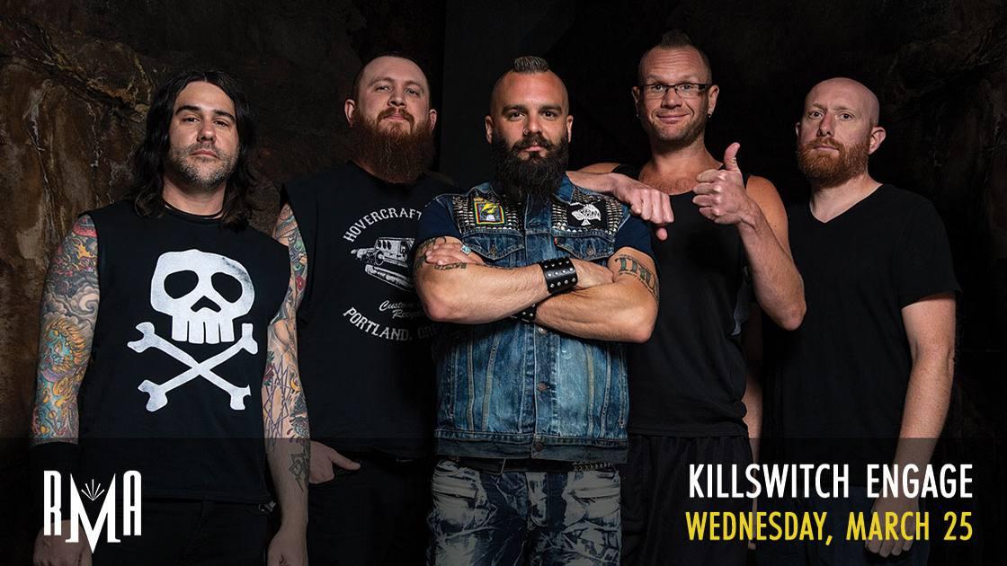 KillswitchEngage:AtonementTourNorthAmerica2020