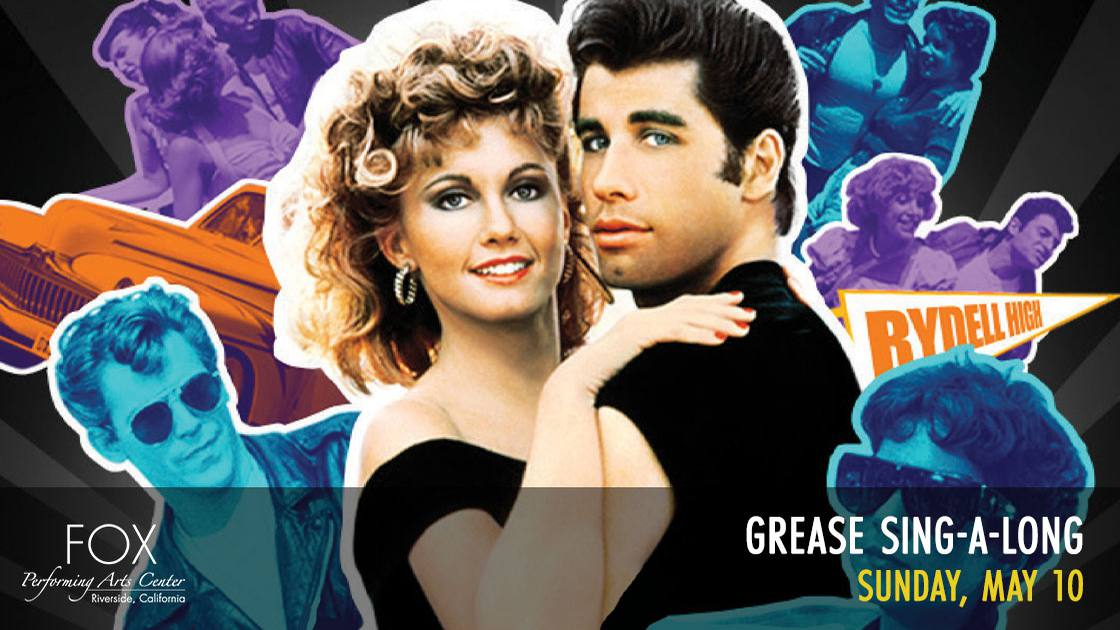 GreaseSing-A-Long