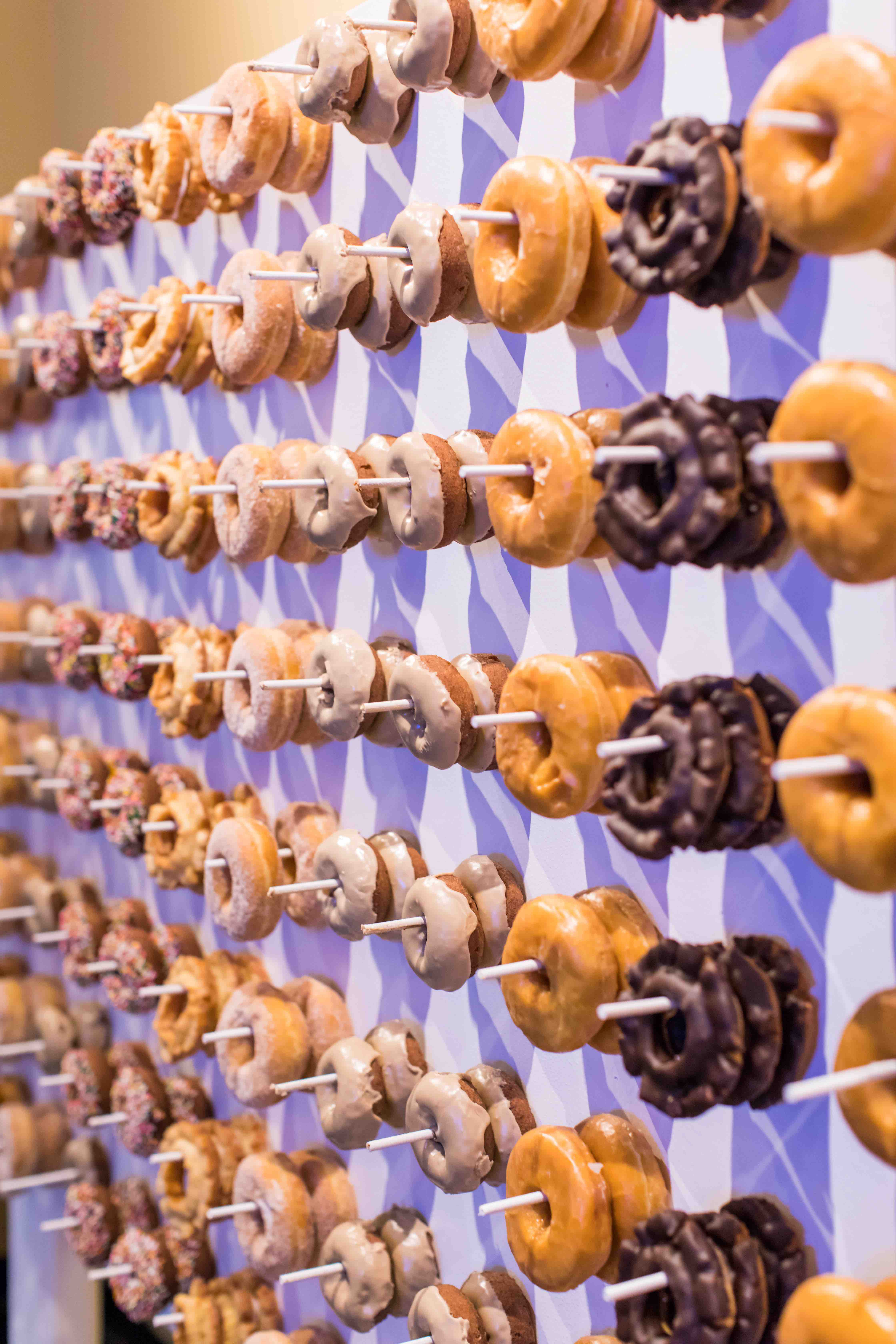 HOUSE OF BLUES DONUT WALL