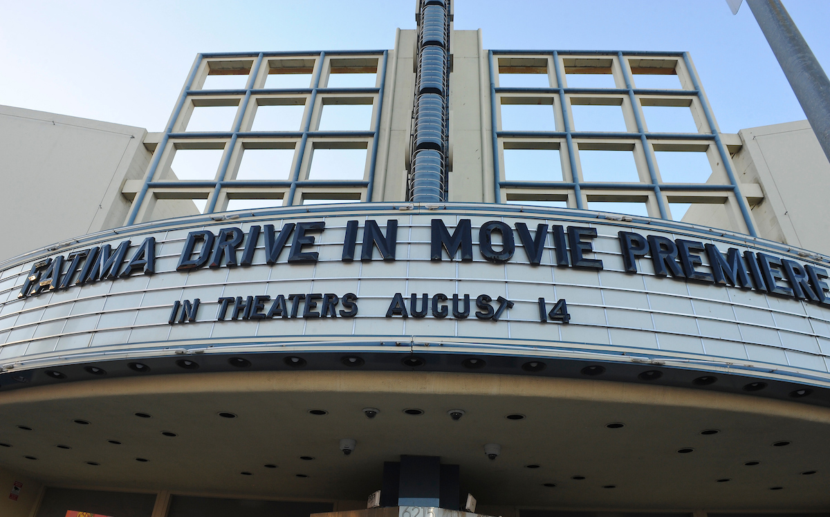 Fatima Drive Up Premier Hollywood Palladium