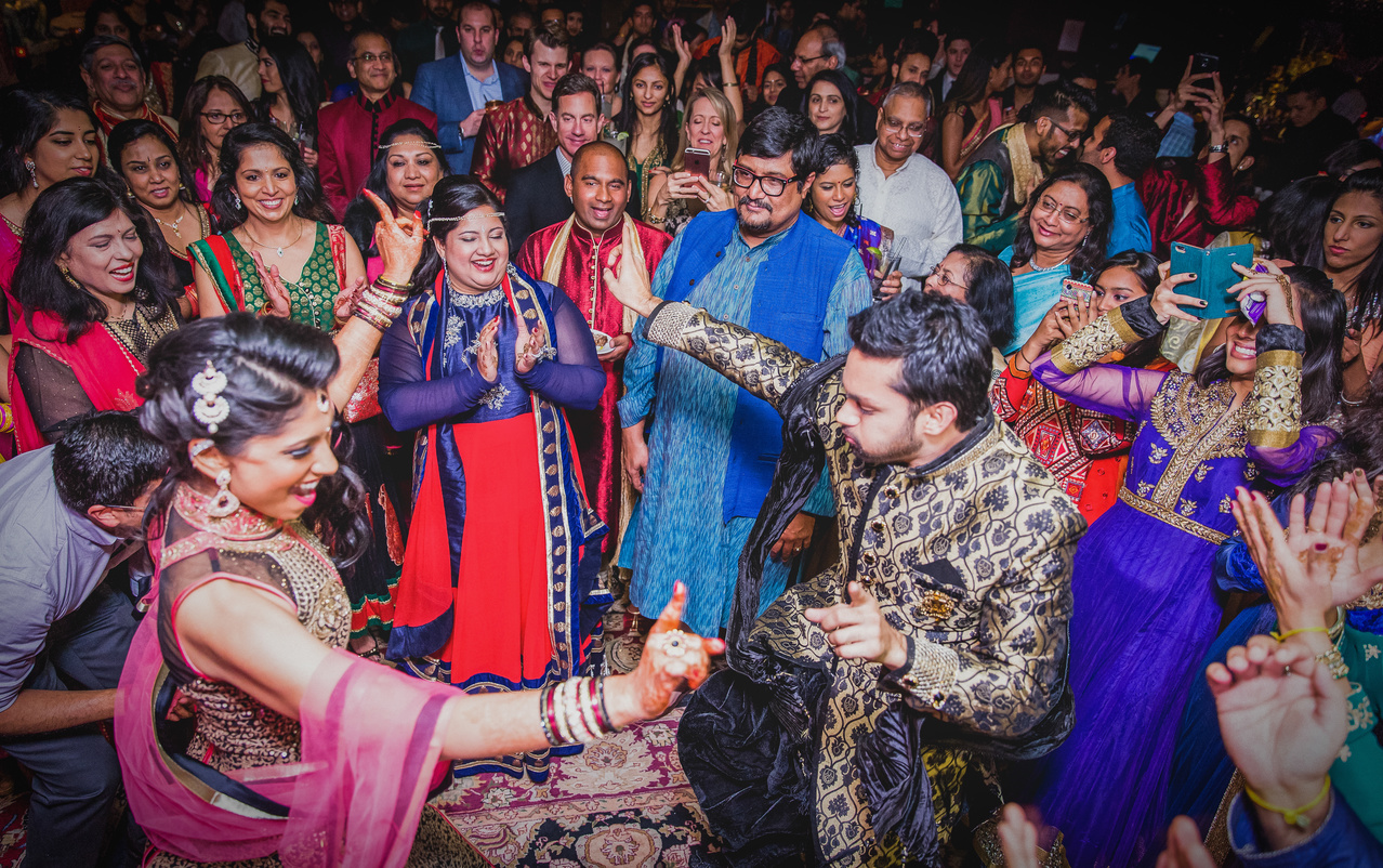 CULTURALLY DIVERSE WEDDING CELEBRATION
