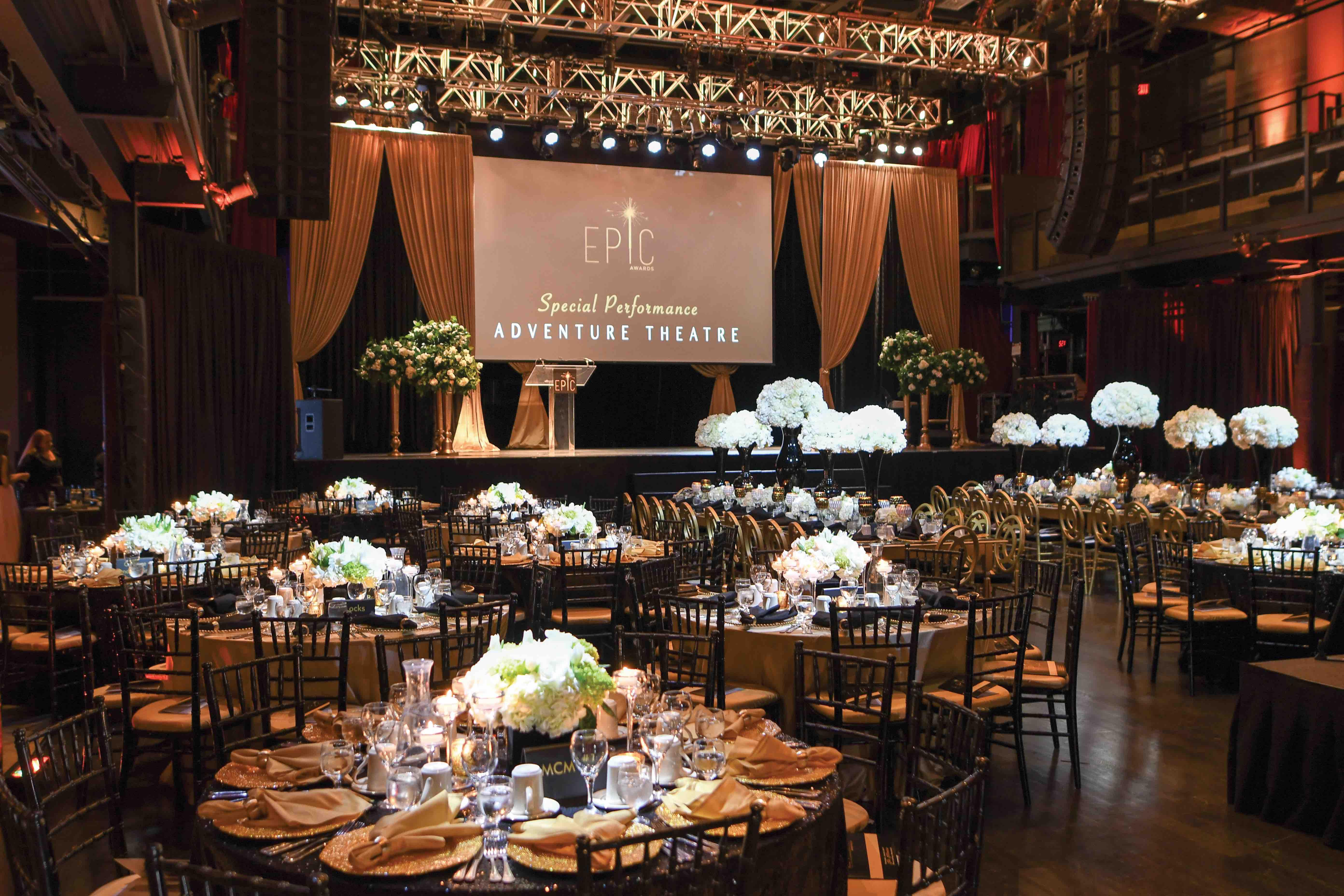 Epic Awards Event Sponsorship
