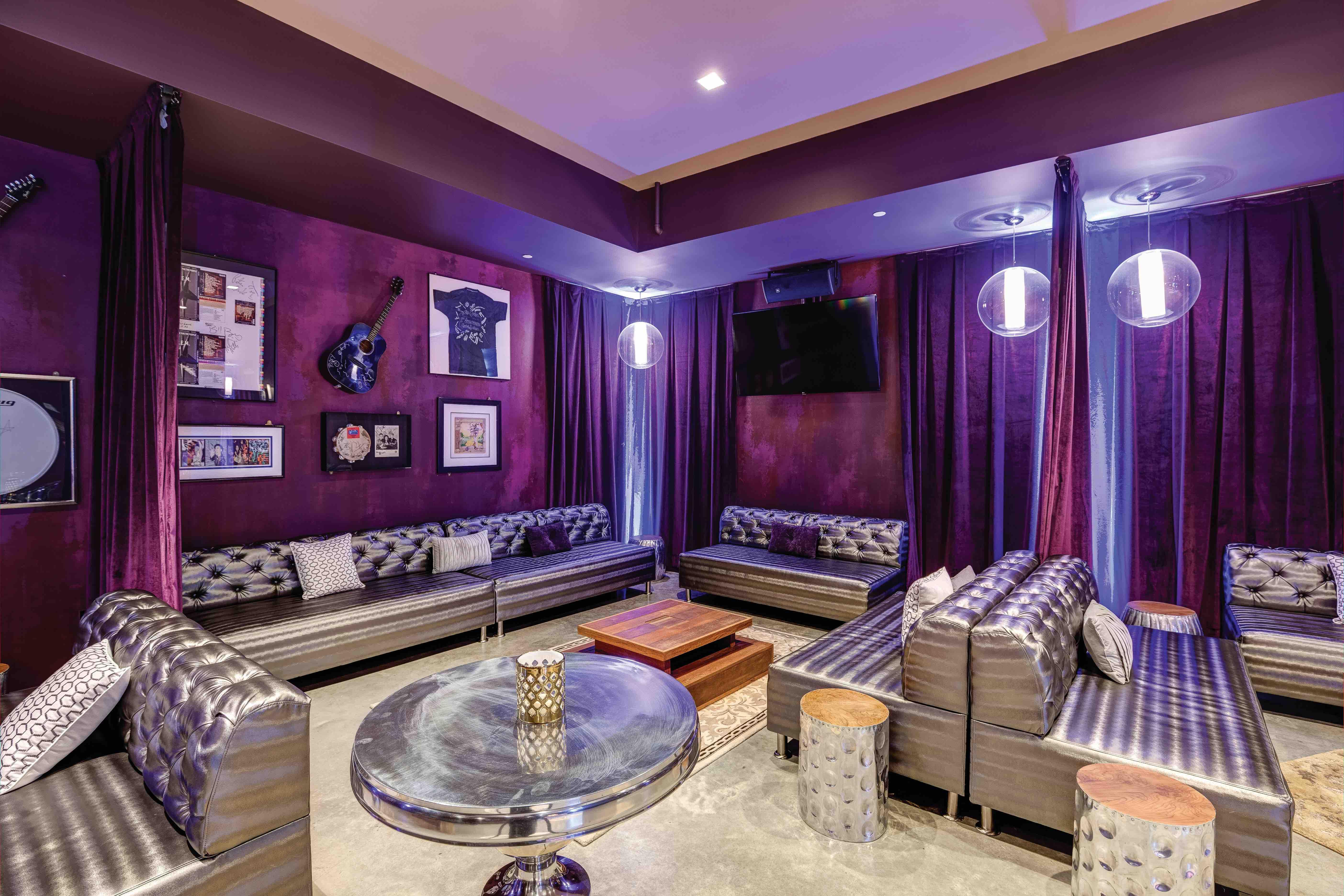 Roxy VIP Room