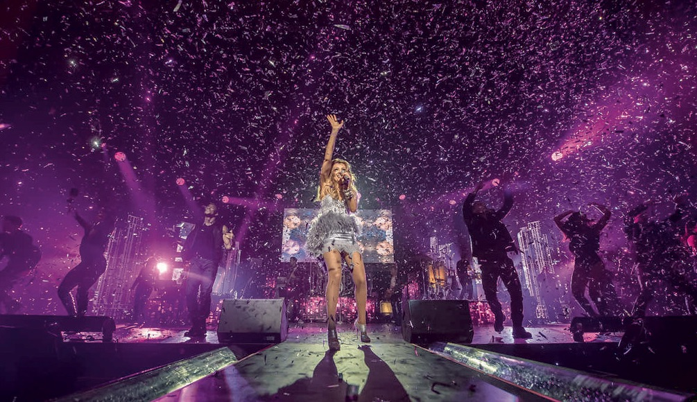 FEMALE ENTERTAINER LIVE NATION SPECIAL EVENTS