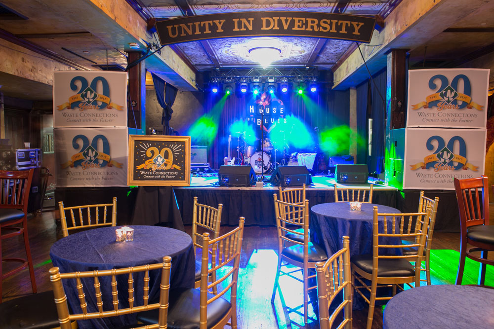 House Of Blues New Orleans Foundation Room Membership