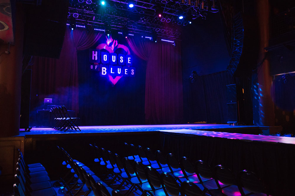 House of Blues San Diego | Live Nation Special Events