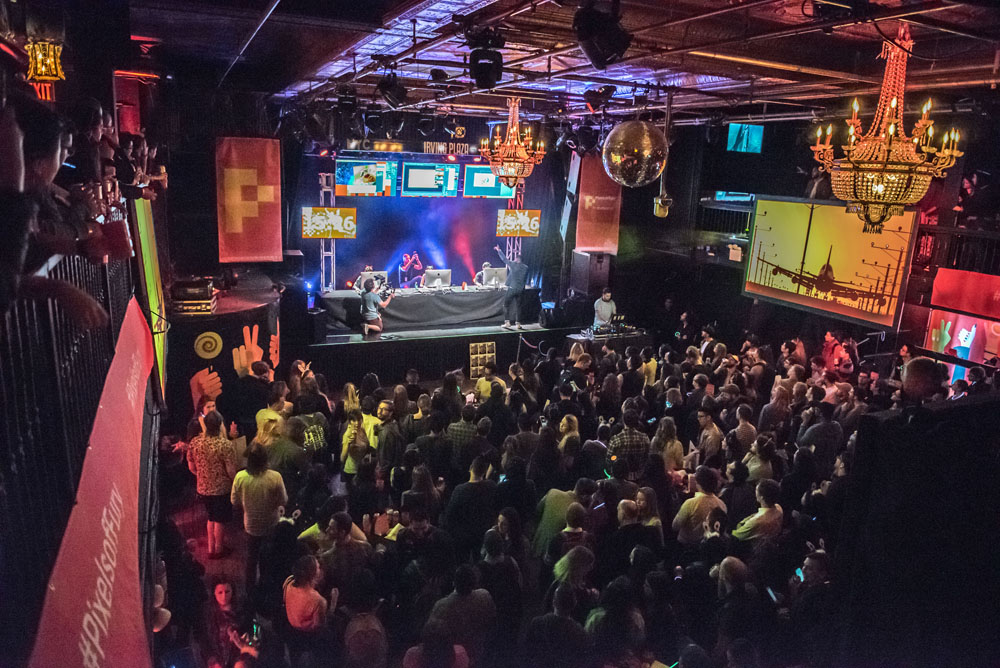 Irving plaza live nation special events