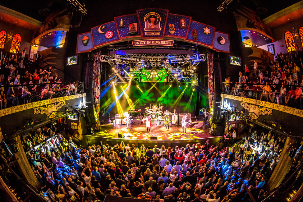 House of Blues Las Vegas | Live Nation Special Events