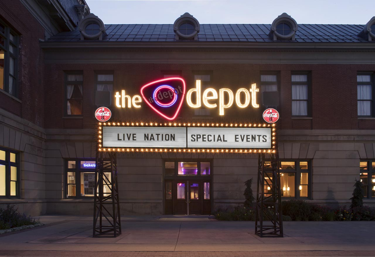 The Depot Gallery Image