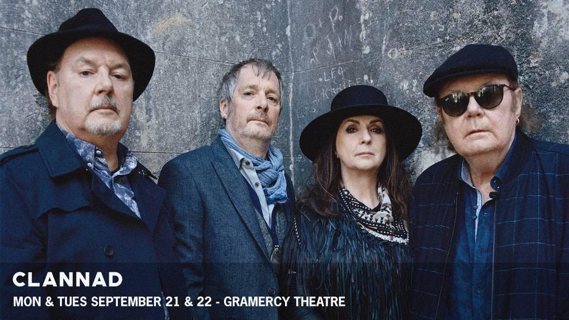 Gramercy Theatre Clannad