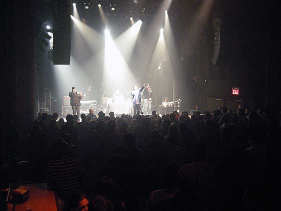 Gramercy Theatre  Gallery Image