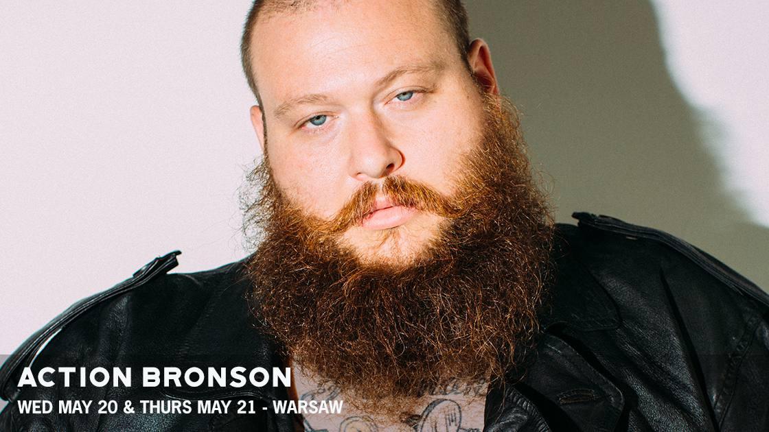 Warsaw Action Bronson