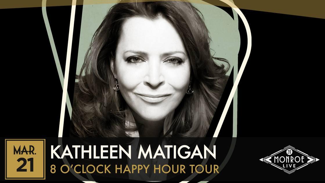KathleenMadigan:8O'ClockHappyHourTour