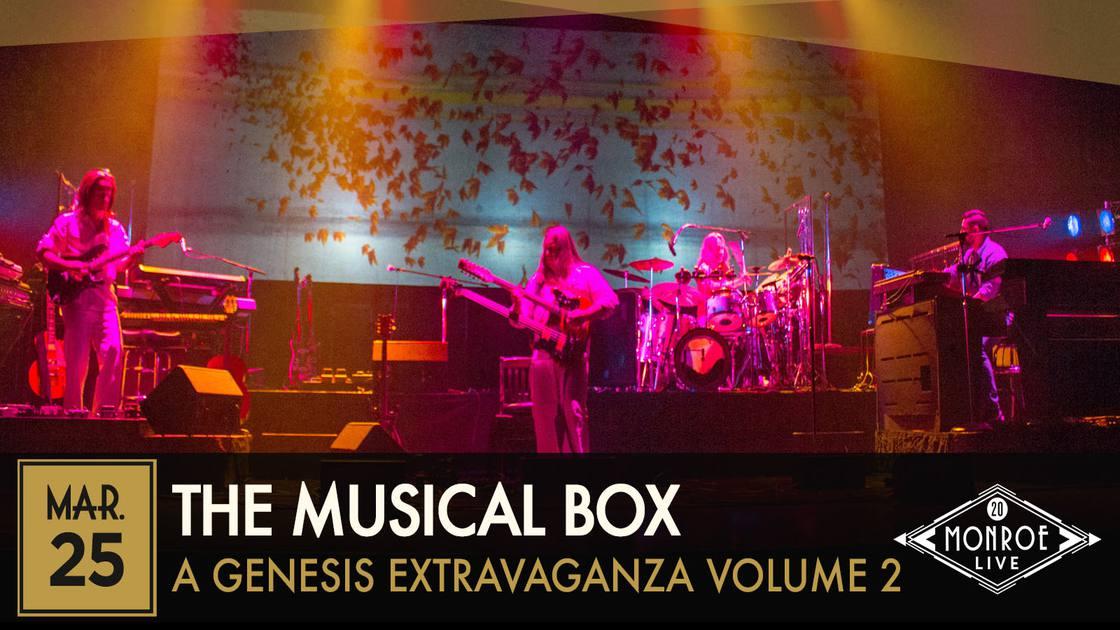 TheMusicalBox-AGenesisExtravaganzaVolumeII
