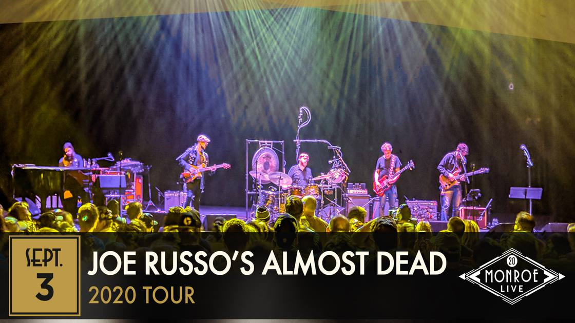 *RESCHEDULED* An Evening With: Joe Russo's Almost Dead
