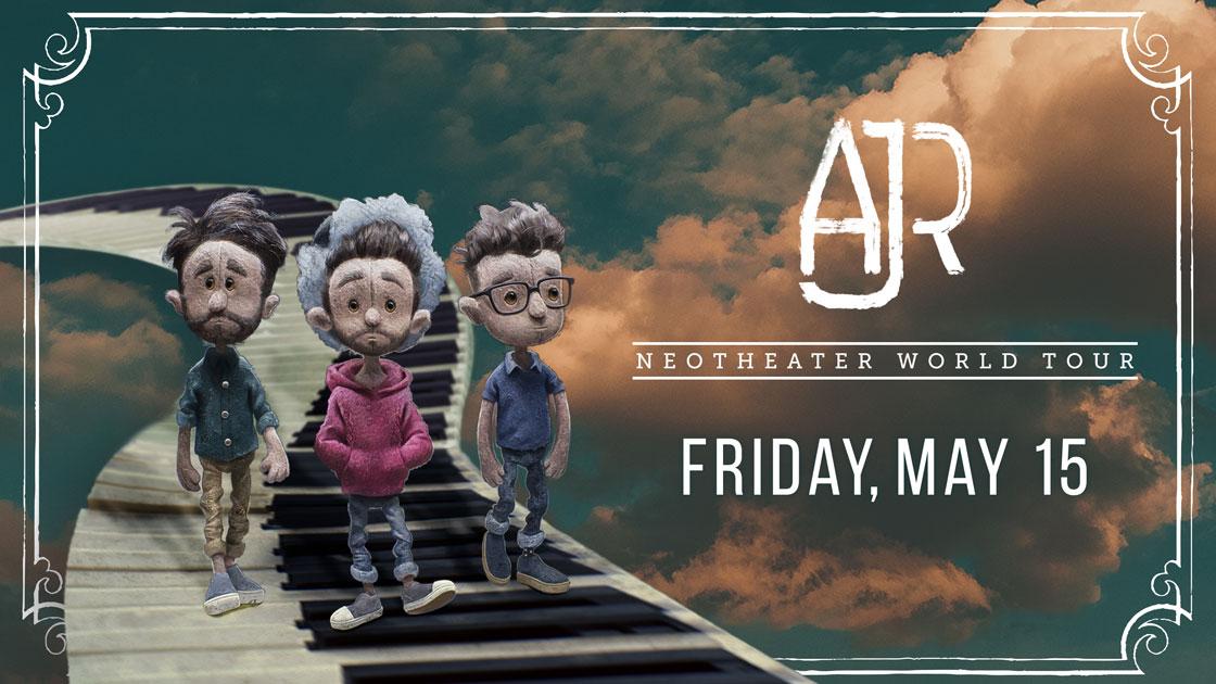 AJR:TheNeotheaterWorldTour-Part2
