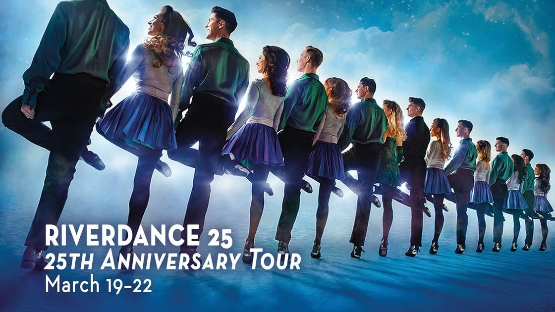Oakdale Theatre Riverdance 25th Anniversary Tour