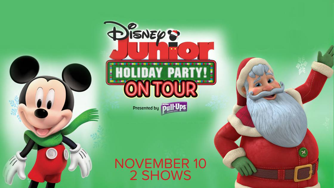 Disney Jr Holiday Party