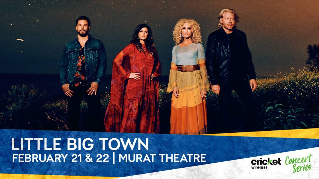 Old National Centre Little Big Town