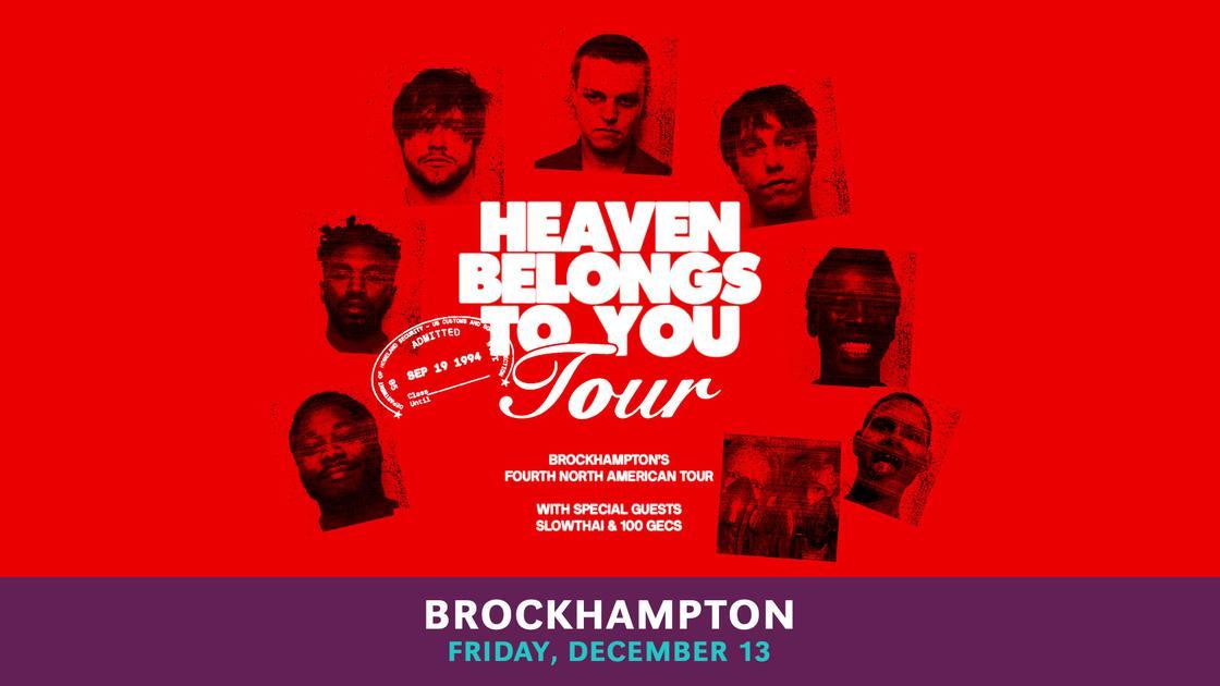 BROCKHAMPTON-HeavenBelongsToYouTour