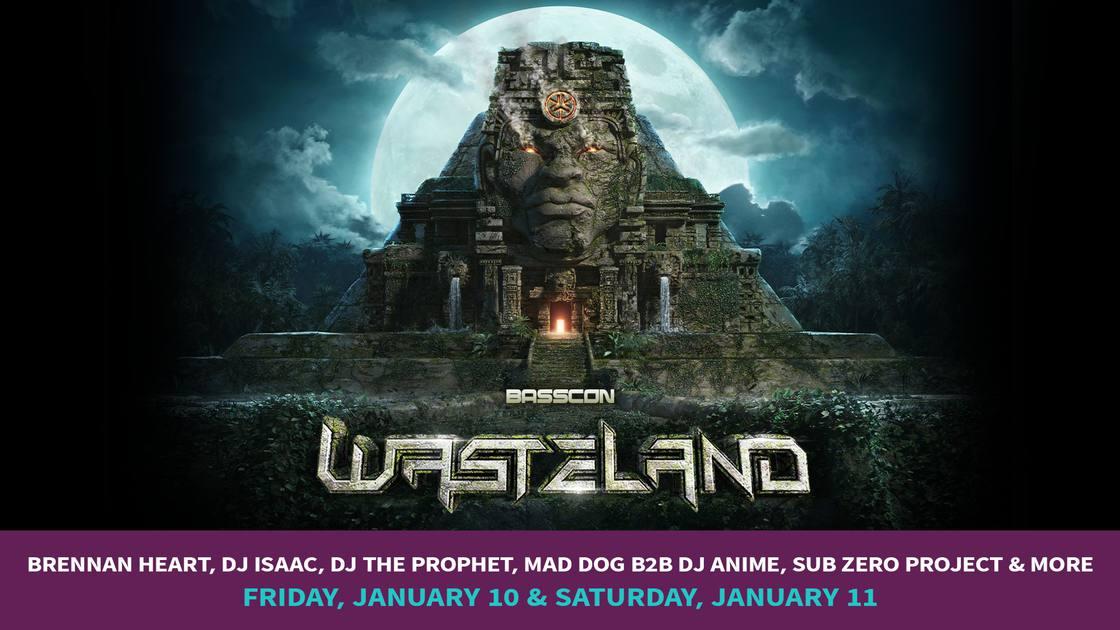 Basscon-WASTELAND