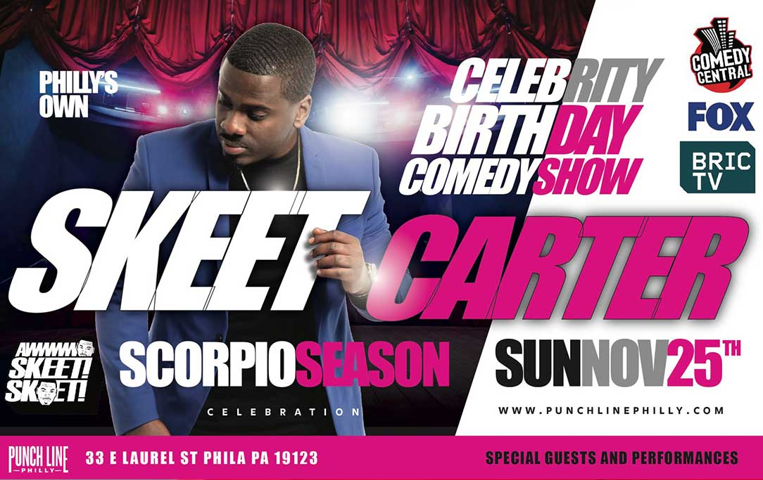 Skeet Carter & ComedyByTuRae Events Presents: LOVE ME SOME COMEDY!