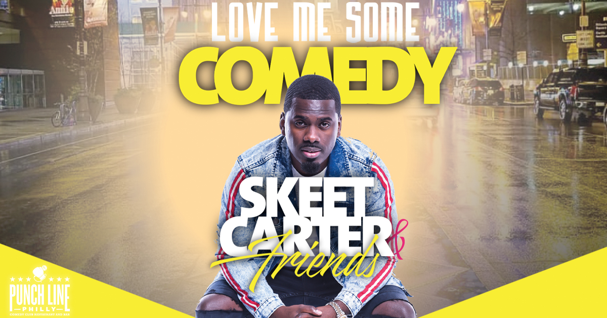 Skeet Carter Presents: Love Me Some Comedy starring Cocoa Brown!