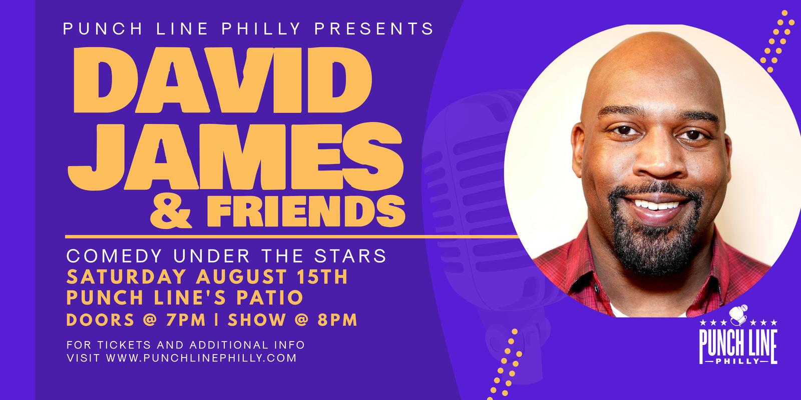 David James & Friends