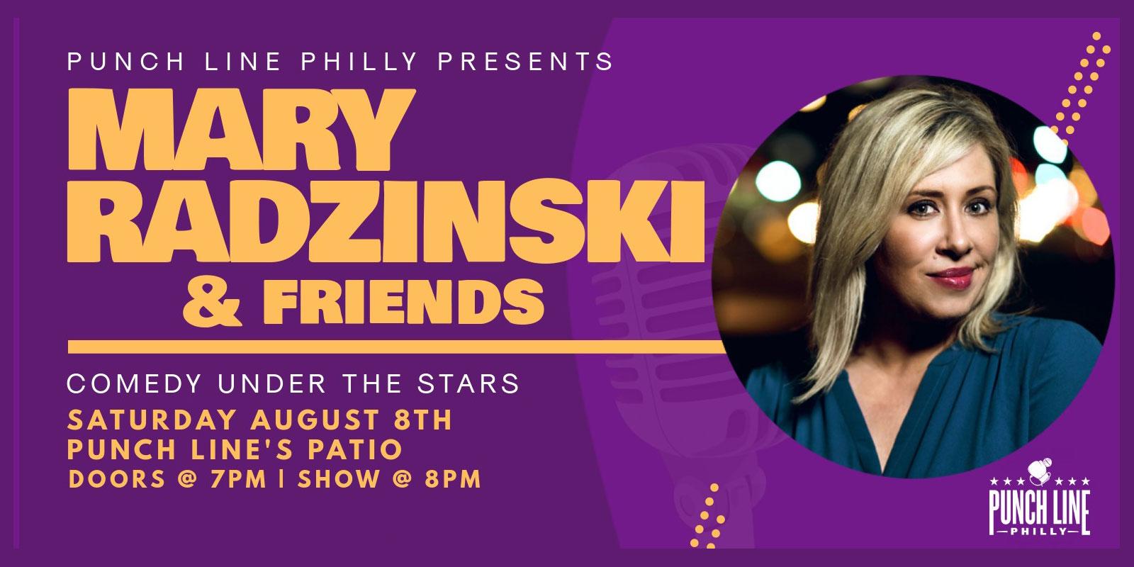Mary Radzinski & Friends
